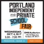 Portland Independent and Private School Fair